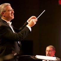 Geoff Magnani leads the St. Augustine Concert Band