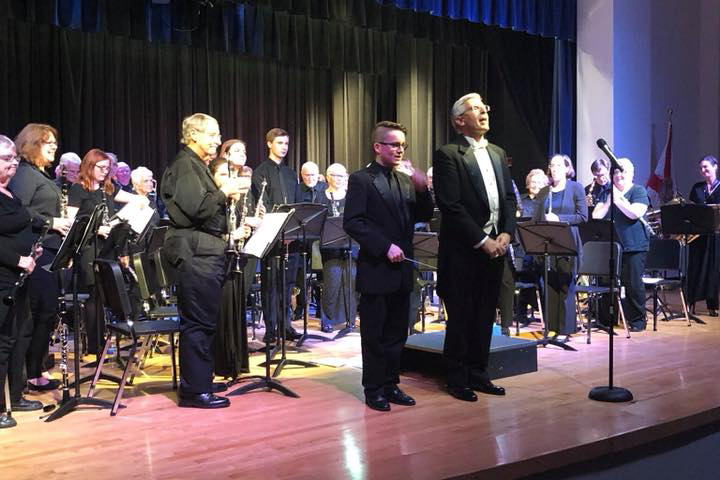 The Saint Augustine Concert Band
